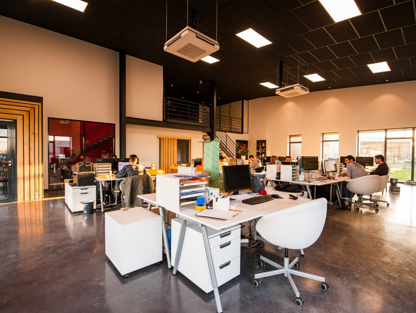 Increase Productivity & Growth in Your Commercial Space